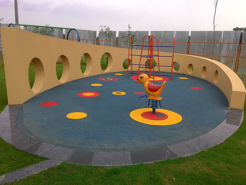 Rubber Flooring For Childrens Play Area Costa Sports Systems Pvt - Soft flooring for children's play area