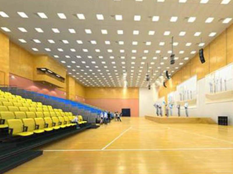 Multipurpose Hall Wooden Flooring Costa Sports Systems