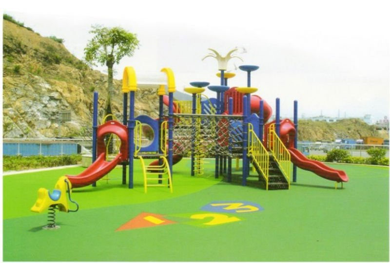 rubber flooring for childrens play area